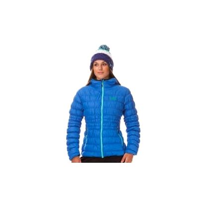 Dámská zimní bunda Nordblanc modrá | NB5330-MOD | 38