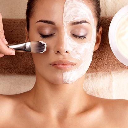 Kompletní péče o pleť vč. masáže a masky