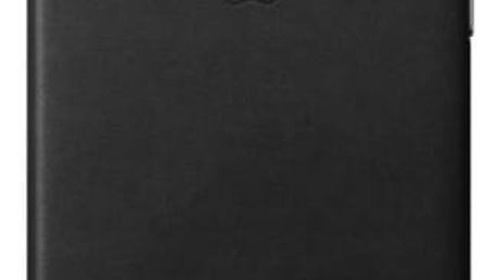 Kryt na mobil Apple Leather Case pro iPhone 8/7 (MQH92ZM/A) černý