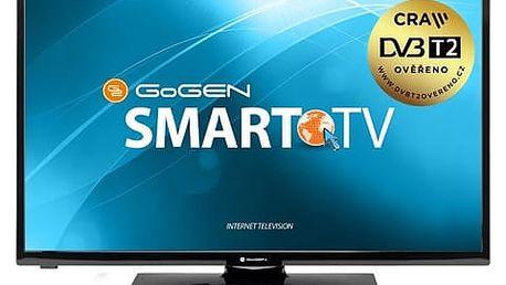 Televize GoGEN TVH 28N450 TWEB černá + DOPRAVA ZDARMA