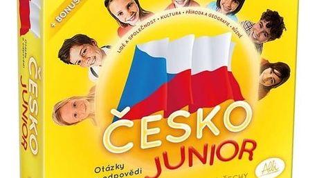 Hra Albi Česko JUNIOR + Doprava zdarma