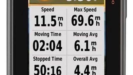Navigační systém GPS Garmin Oregon 600 (010-01066-99) černá/šedá + DOPRAVA ZDARMA