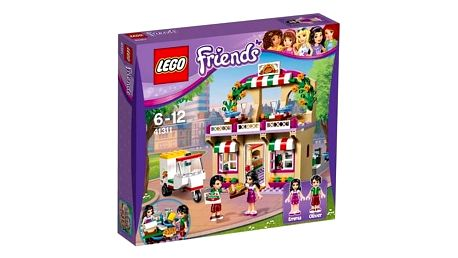 Stavebnice LEGO® FRIENDS 41311 Pizzerie v městečku Heartlake + Doprava zdarma