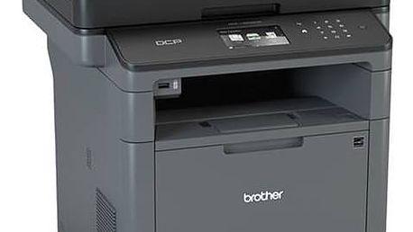 Tiskárna multifunkční Brother DCP-L5500DN (DCPL5500DNYJ1) černá + Doprava zdarma