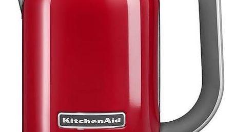 Rychlovarná konvice KitchenAid P2 5KEK1722EER červená barva + Doprava zdarma