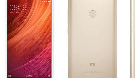 Mobilní telefon Xiaomi Redmi Note 5A Prime CZ LTE Dual SIM 32 GB (PH3623) zlatý + DOPRAVA ZDARMA