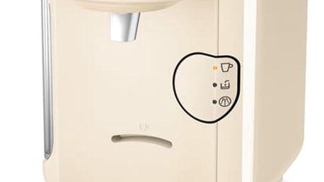 Espresso Bosch Tassimo VIVY II TAS1407 krémové + dárek Hrneček Milka