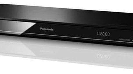3D Blu-Ray přehrávač Panasonic DMP-BDT380EG černý + DOPRAVA ZDARMA