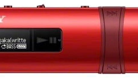 Sony WALKMAN NWZ-B183R 4 GB