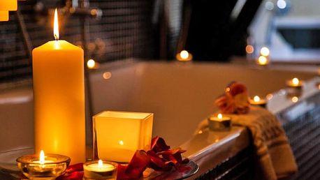 Luxusní 4* Parkhotel Morris Nový Bor s bohatým wellness a polopenzí