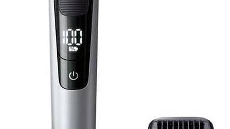 Zastřihovač vousů Philips OneBlade QP6520/20 stříbrný + Doprava zdarma