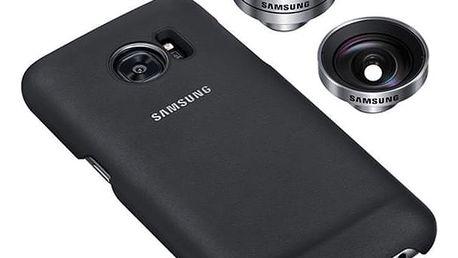 Kryt na mobil Samsung Lens Cover pro Galaxy S7 Edge (G935) (ET-CG935DBEGWW) černý