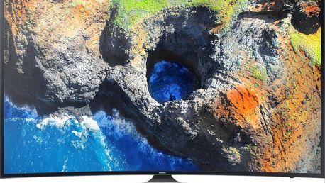 Velká LED televize Samsung UE49MU6272