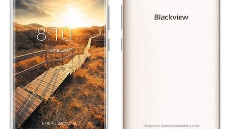 Mobilní telefon iGET BLACKVIEW A8G MAX ( 84000137) zlatý + DOPRAVA ZDARMA