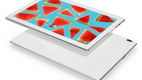 """Dotykový tablet Lenovo TAB4 10"""" Wi-Fi 32 GB (ZA2J0076CZ) bílý Software F-Secure SAFE 6 měsíců pro 3 zařízení (zdarma) + Doprava zdarma"""
