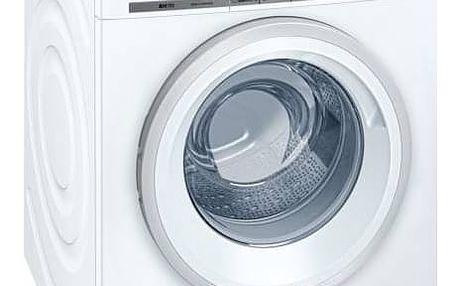 Automatická pračka Siemens WM16W640EU bílá + Doprava zdarma