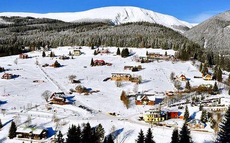 Pobyt v Peci pod Sněžkou: jídlo, pití, wellness