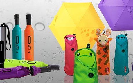 Výjimečné designové deštníky Desibrella
