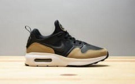 Pánské tenisky Nike AIR MAX PRIME SL | 876069-004 | Černá, Hnědá | 45,5