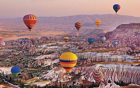 Okruh Tureckem, Turecká riviéra, Turecko, letecky, plná penze