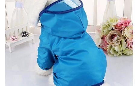 Nepromokavá psí bunda