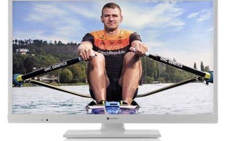 Televize GoGEN TVH 32N540 STWEBW bílá + DOPRAVA ZDARMA