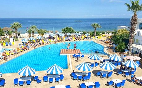 Hotel Eden Club& Aquapark, Tunisko pevnina, Tunisko, letecky, all inclusive