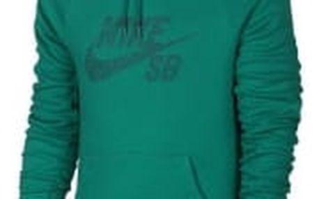 Pánská mikina Nike SB ICON DOTS PO HOODIE | 833903-351 | Zelená | XL