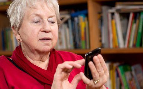Jak na smartphone: kurz pro vaše (pra)rodiče