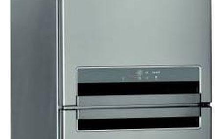 Kombinace chladničky s mrazničkou Whirlpool Supreme NoFrost BSNF 8452 OX nerez + Doprava zdarma