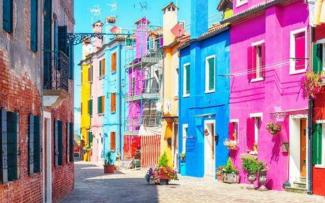 Okouzlující Benátky a Shakespearova Verona: 1 noc
