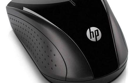 Myš HP Wireless Mouse X3000 (H2C22AA#ABB) černá + Doprava zdarma