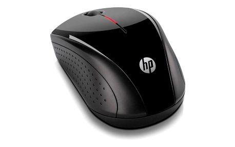 HP Wireless Mouse X3000 (H2C22AA#ABB) černá