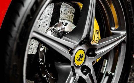 Showcars - srovnávací jízdy supersportovních automobilů