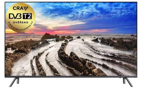 Televize Samsung UE55MU7042 titanium + DOPRAVA ZDARMA