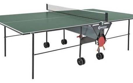 Stůl na stolní tenis Sponeta S1-12i zelený