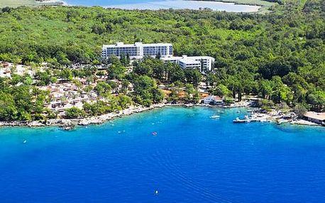 Hotel Beli Kamik, Nezapomenutelná rodinná dovolená na ostrově Krk s polopenzí