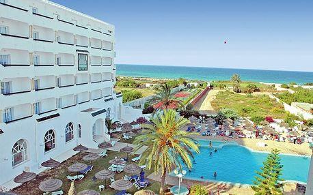 Tunisko, Sousse, letecky na 12 dní