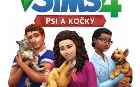 Hra EA PC The Sims 4 - Psi a Kočky (5030938116875)