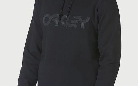 Mikina Oakley Mark LI Po Hoodie Blackout Černá