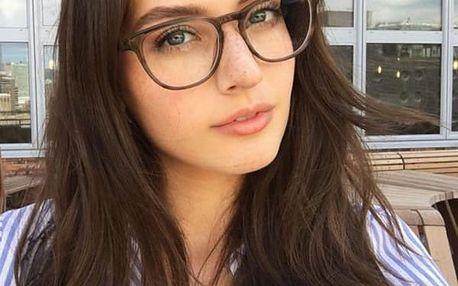 Nedioptrické brýle - velké