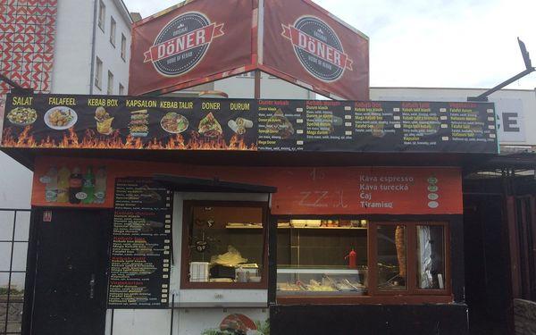 Döner Kebab - Smíchov