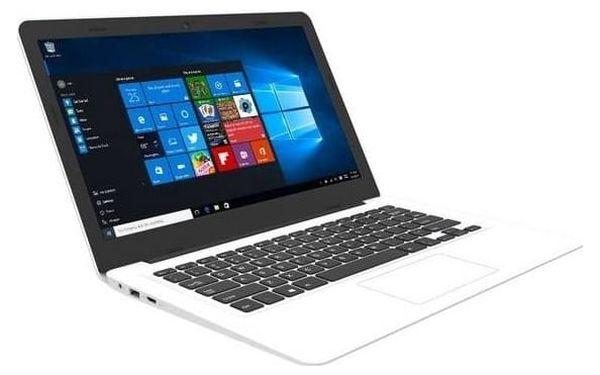 Notebook Umax VisionBook 13Wa (UMM200V13) bílý Monitorovací software Pinya Guard - licence na 6 měsíců (zdarma)Software F-Secure SAFE 6 měsíců pro 3 zařízení (zdarma) + Doprava zdarma