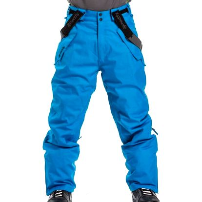 Kalhoty Meatfly Gnar blue heather 32