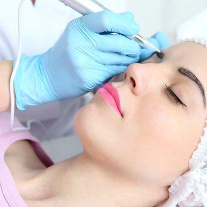 Permanentní make-up obočí či očních linek