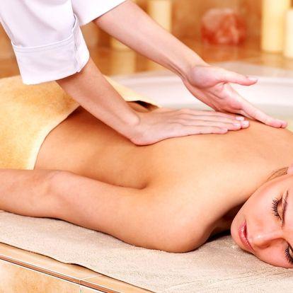 Antická hodinová masáž pro uvolnění těla i mysli