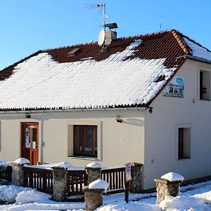 Zimní wellness dovolená v apartmánech Hecht, polopenze, neomezeně bazén, sauna, karta Grenzgenial.