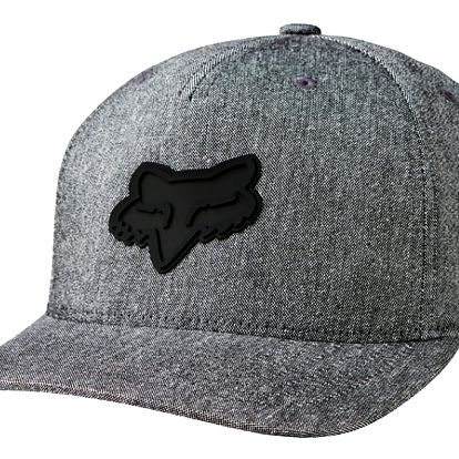 Kšiltovka Fox Heads Up 110 Snapback heather grey univerzální velikost