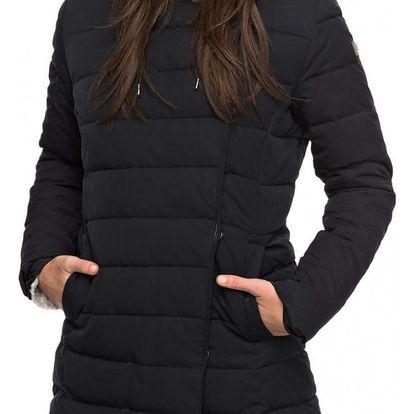 Kabát Roxy Glassy anthracite L