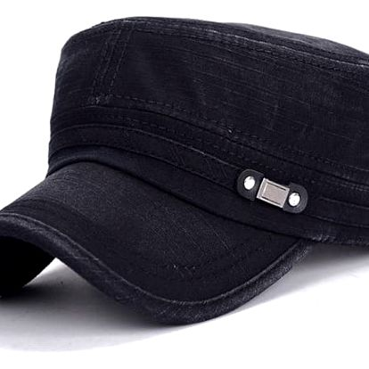 Čepice pro muže s kšiltem - 5 barev